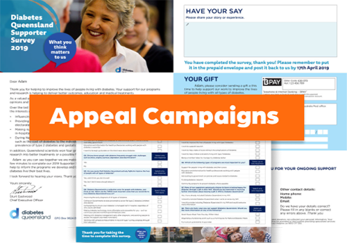 not for profit appeal campaigns