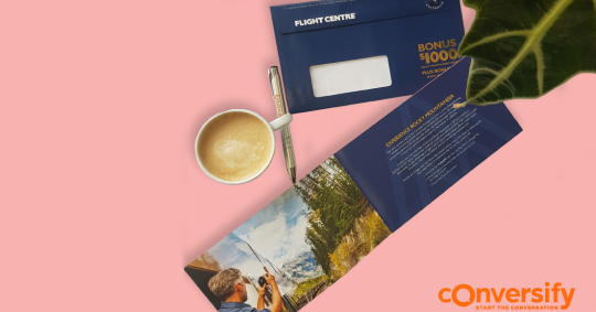 flight centre direct marketing gallery image