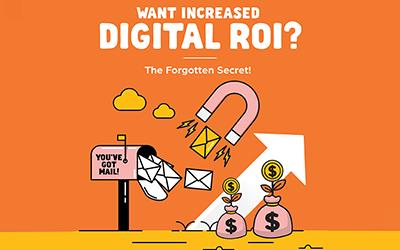 Want increased digital ROI?