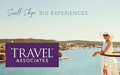 Travel Associates, Small Ships, Big Experiences